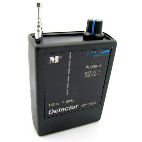 Šnipinėjimo įrangos detektorius