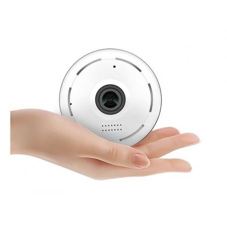 Stebėjimo kamera 360 laipsnių
