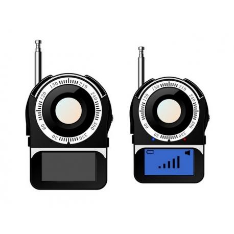 blakių kamerų detektorius