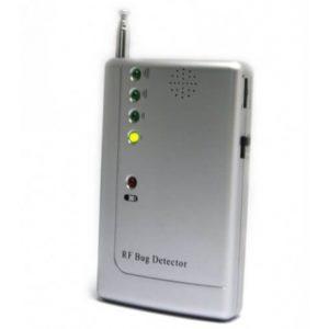 Pasiklausymo įrangos detektorius